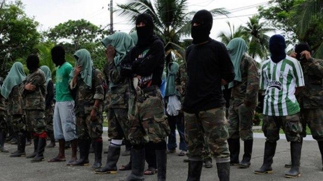 Los Rastrojos, una de las bandas criminales que han aumentado su poder en la frontera