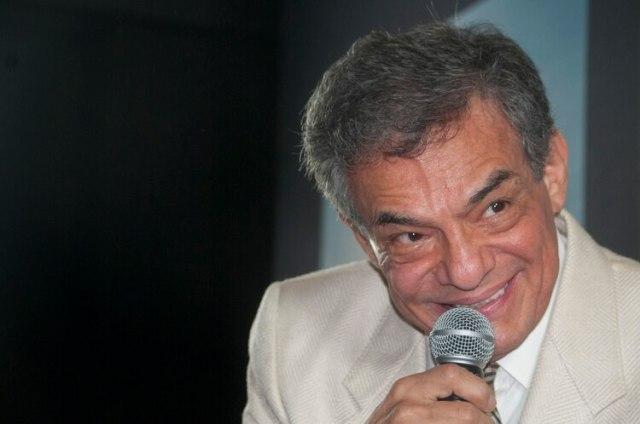 José Rómulo Sosa falleció el sábado 28 de septiembre en Miami. (Foto: Cuartoscuro)