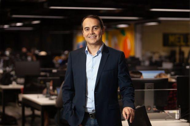 Stelleo Passos Tolda, nuevo CEO de Mercado Libre (foto: Mercado Libre)