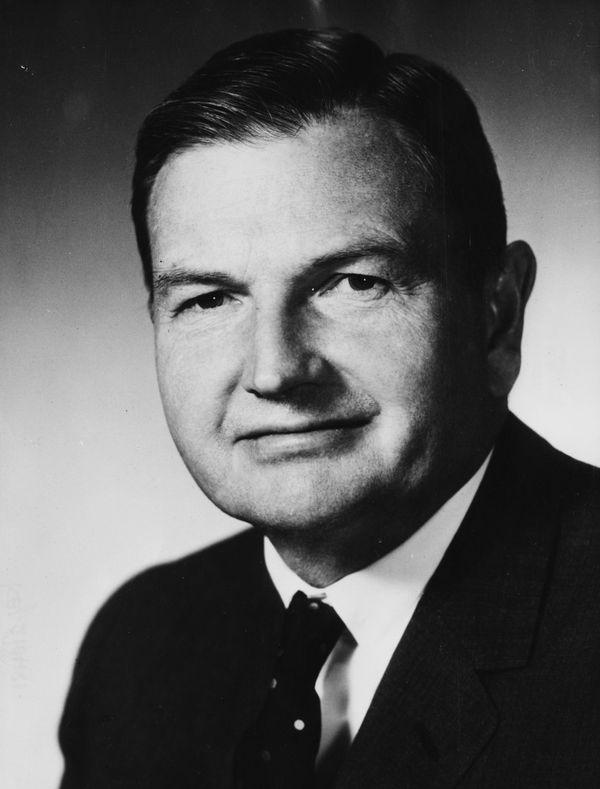 David Rockefeller is dead.