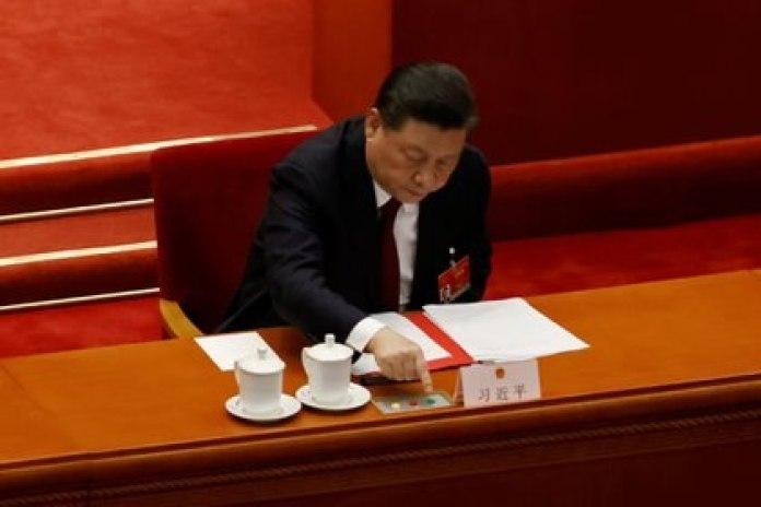 EEUU acusa al régimen de Xi Jinping de amenazar la estabilidad mundial (REUTERS/Carlos Garcia Rawlins)