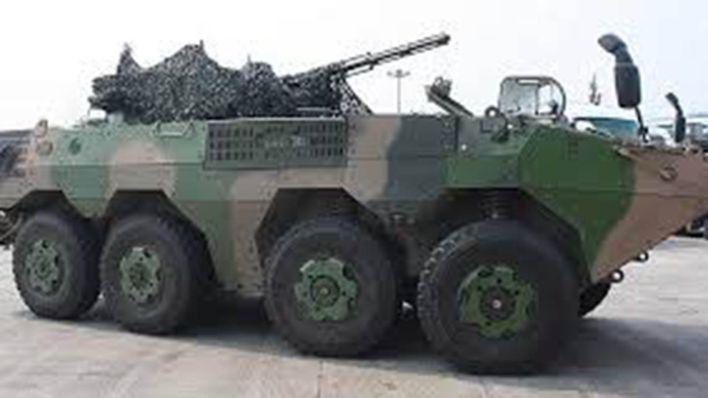 blindados para el ejército