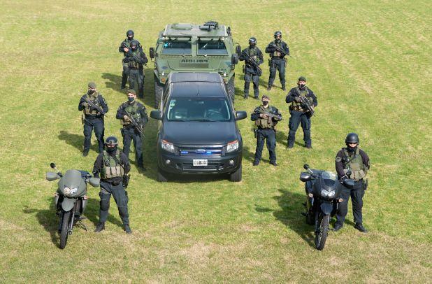 Fuerzas Federales