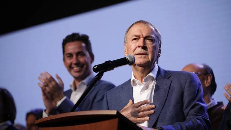 Juan Schiaretti. El Gobierno espera los movimientos de los dirigentes de Alternativa Federal