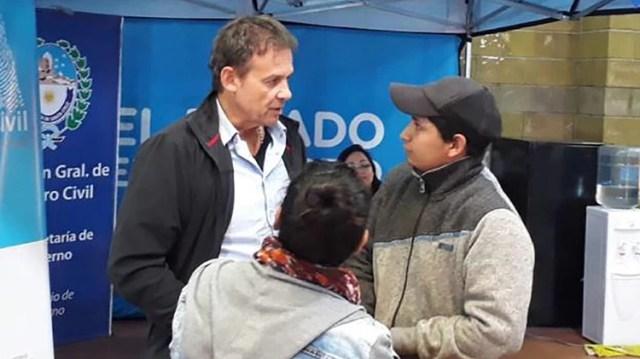 Eduardo Costa, senador nacional de Santa Cruz y candidato a gobernador por Juntos por el Cambio