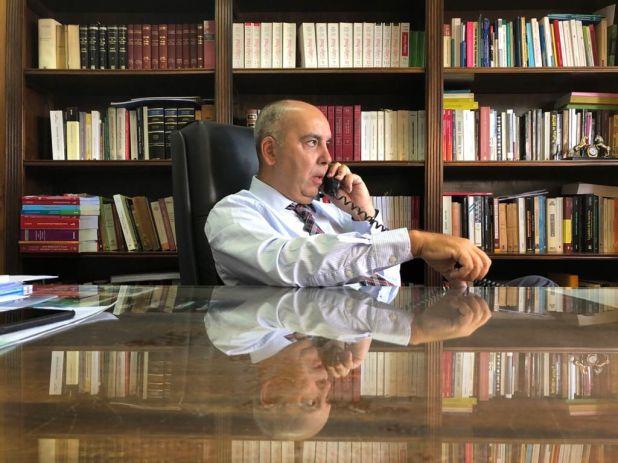 El juez Marcelo Martínez De Giorgi