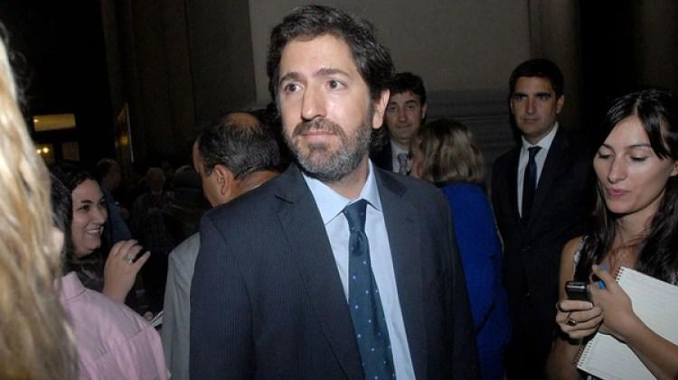 El juez Sebastián Casanello (foto Adrián Escandar)