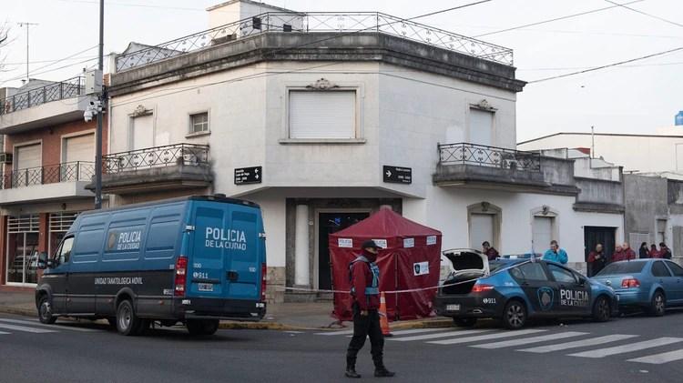 La esquina de Lope de Vega y Pedro Lozano (Adrián Escandar)