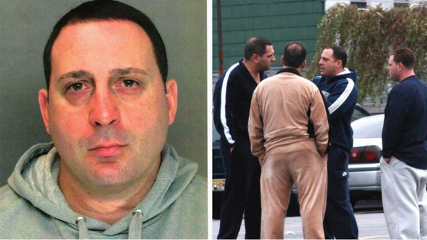 "Ronald Giallanzo, alias ""Ronnie G"", integrante del clan Bonnano. (http://abc7ny.com)"