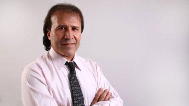 """Enrique """"Quique"""" Antequera, administrador de unos 15 mil puestos en La Salada"""