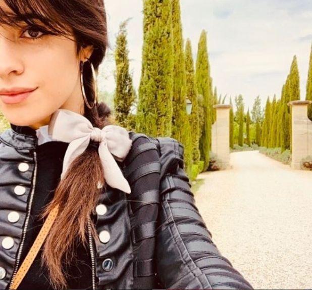 Camila Cabello estuvo en la Toscana Italia. (Foto: Instagram)