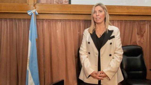 La jueza María Eugenia Capuchetti ordenó el allanamiento. (Adrián Escandar)