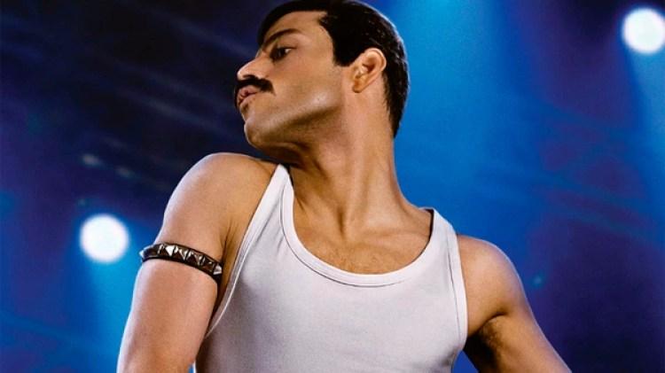 El actor Rami Malek interpreta a Freddie Mercury en Bohemian Rhapsody
