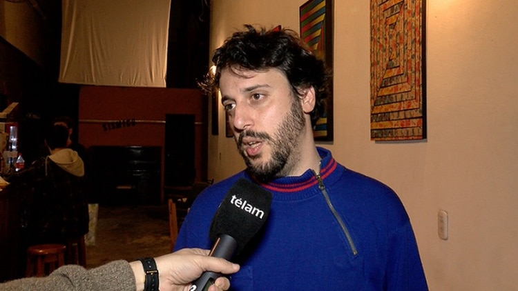 Gervasio Muñóz, de Inquilinos Agrupados