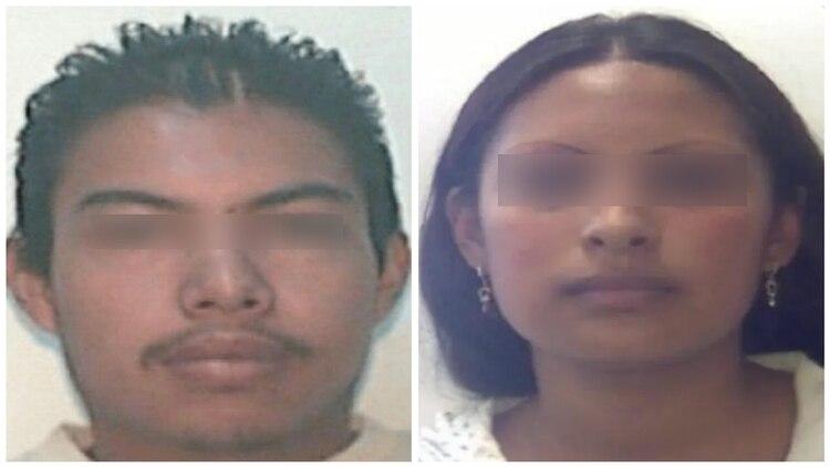 Los presuntos responsables de la desaparición de Fátima fueron aprehendidos por las autoridades de diferentes niveles de gobierno (Foto: Secretaría de Seguridad Ciudadana de la Ciudad de México)
