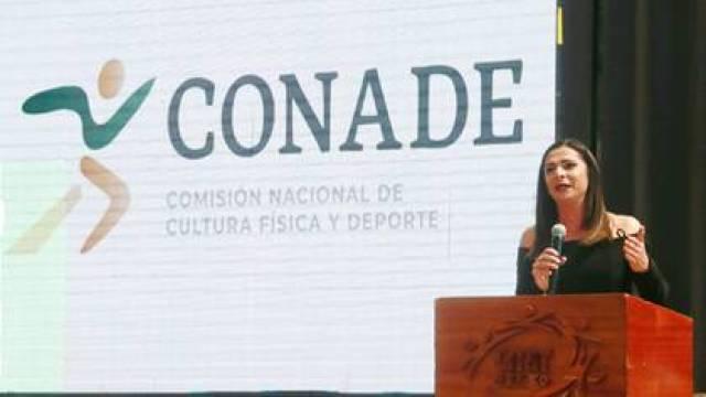 La titular de Conade y otros funcionarios están supuestamente involucrados en temas de corrupción (Foto: Conade)