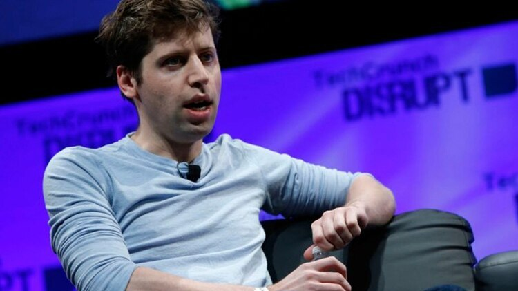 Sam Altman, estadounidense y presidente de Y Combinator (Getty)