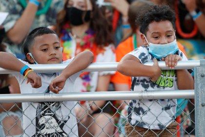 Los investigadores han podido investigar el impacto de la pandemia en niños infectados en varios centros hospitalarios (REUTERS/George Frey)