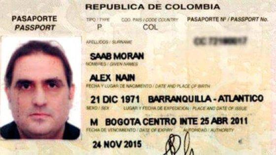 Saab se encuentra detenido and Cabo Verde