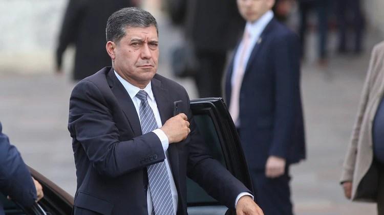 El gobernador riojano recibió el respaldo de la mayoría de los gobernadores peronistas (NA)