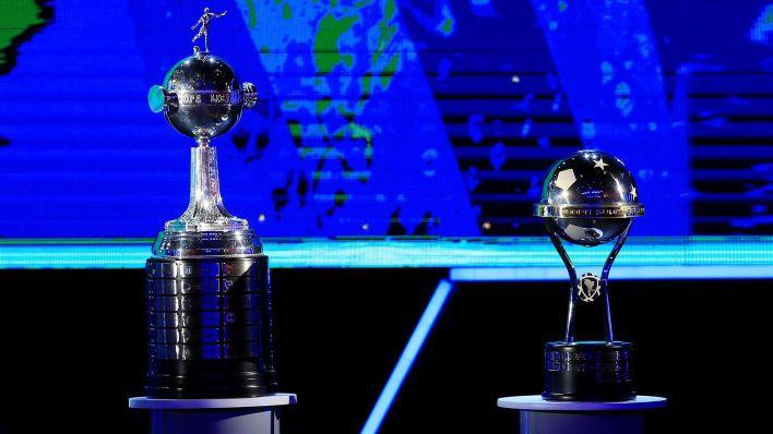 Copa Libertadores 2020 Draw