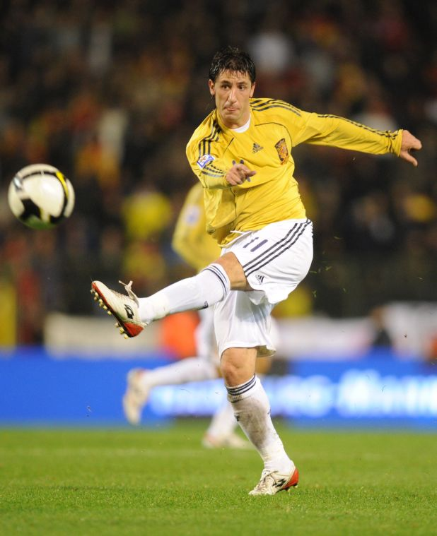 Capdevilla jugó en diversos clubes y fue campeón del mundo con España en 2010 (Shutterstock)