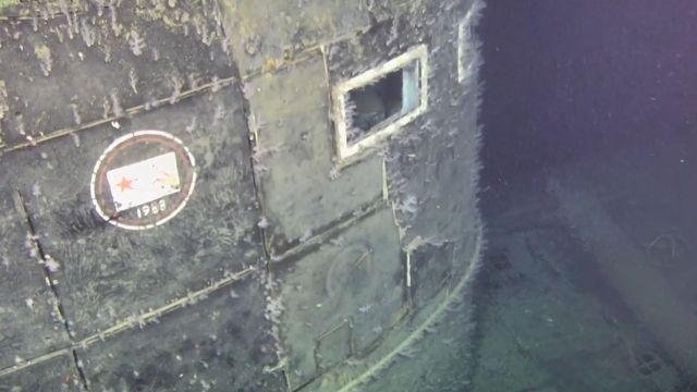 Murieron 42 de los 69 tripulantes del submarino