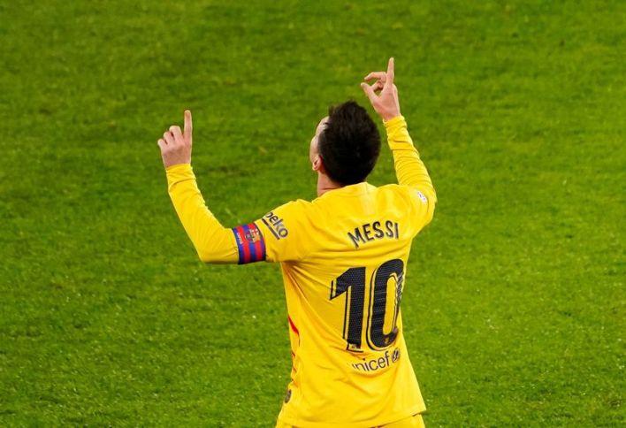 El Barcelona de Lionel Messi buscará una victoria ante Granada (REUTERS/Vincent West)