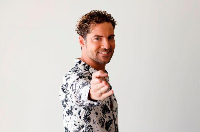 El cantante español David Bisbal. Foto de archivo EFE/ Thais Llorca