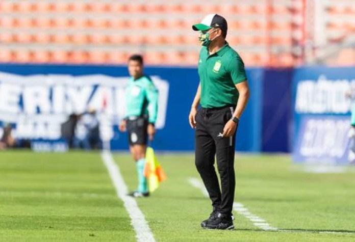 Ignacio Ambriz tuvo que ser hospitalizado de manera preventiva por su positivo a COVID-19 (Foto: Cortesía/ Atlético de San Luis)