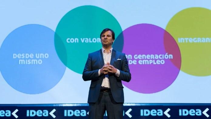 Gastón Remy, CEO de Vista Oil & Gas Argentina (Foto de archivo: Adrián Escandar)