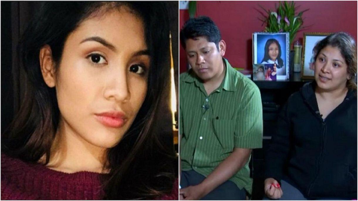 Arnulfo y Raquel Ochoa exigirán explicaciones al hospital que atendió a Clarisa Figueroa, que ya está siendo investigado (Foto: Facebook /Telemundo)
