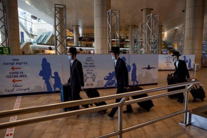 Israel planea reabrir sus fronteras a visitantes extranjeros (REUTERS/Ronen Zvulun)