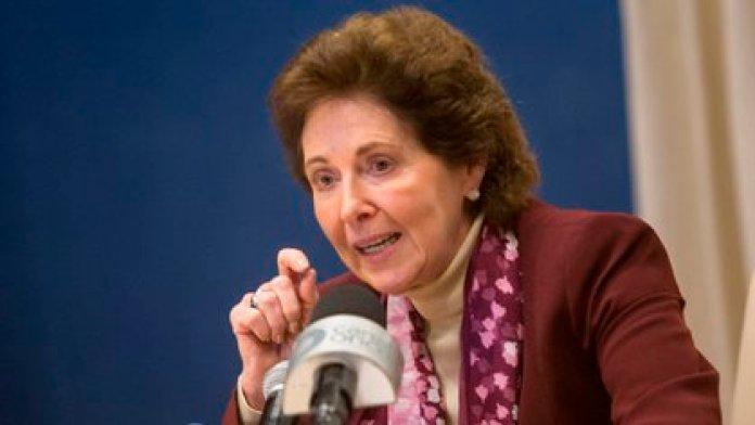 María Cristina García Cepeda (Foto: Cuartoscuro)