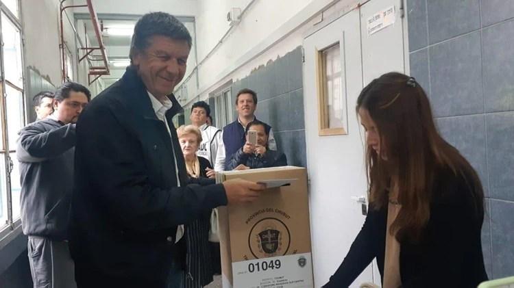 Gustavo Menna estaba confiado en que podía reeditar los resultados de 2017