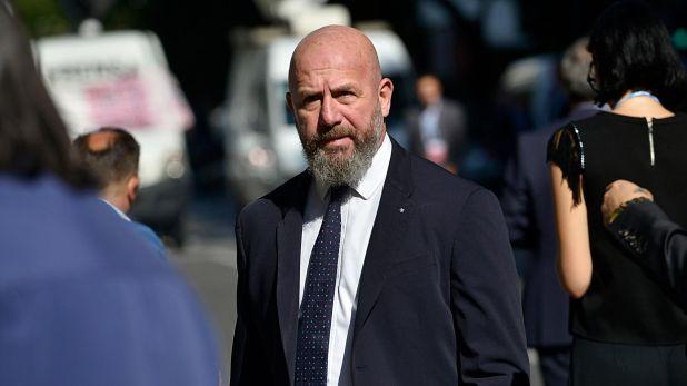 El legislador Waldo Wolff cargó con dureza contra el Presidente (Gustavo Gavotti)