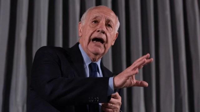 """Roberto Lavagna dijo anoche que para él """"Argentina Federal es un capítulo cerrado"""""""