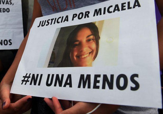Micaela García fue violada y asesinada en la ciudad entrerriana de Gualeguay en 2017