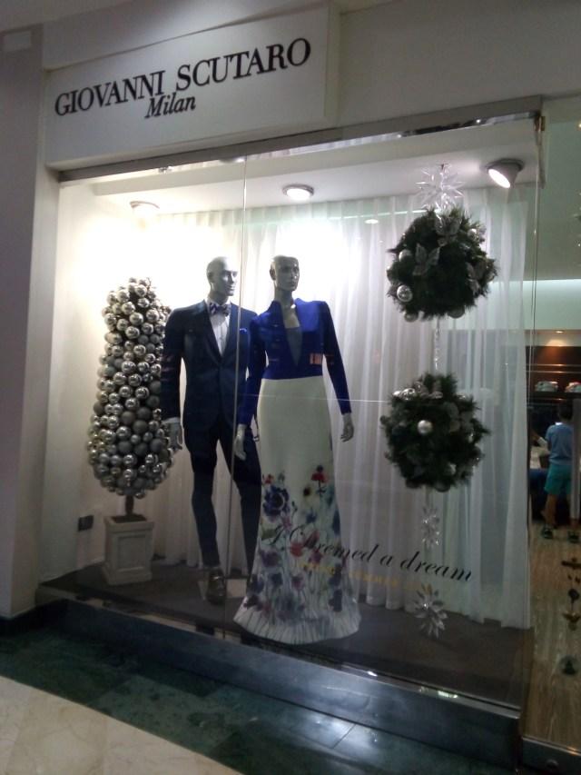 Una tienda de lujo que ya adelanta sus ventas para Navidad