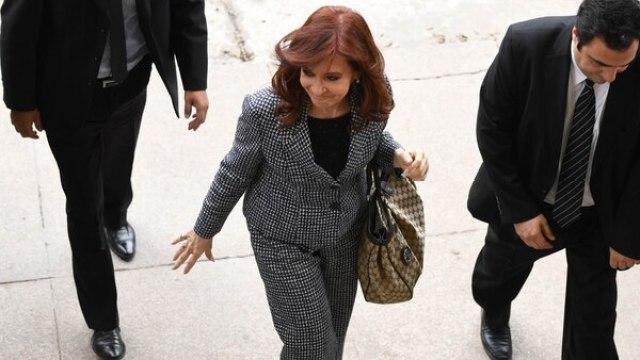 Cristina Kirchner (Maximiliano Luna)