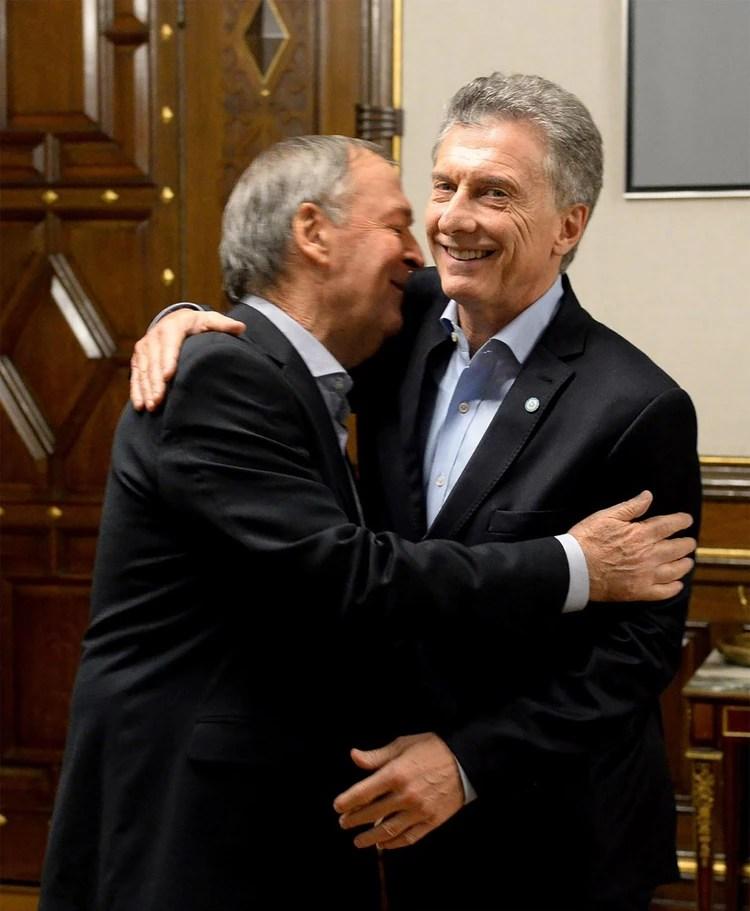 Macri y Schiaretti: amigos personales y aliados políticos