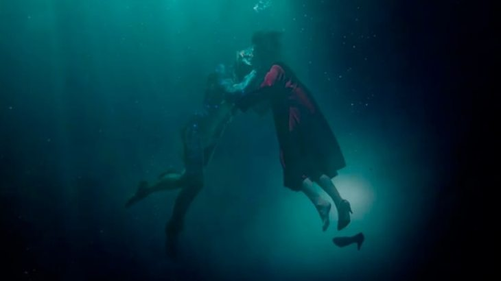 """The Shape of Water"" de Guillermo del Toro tiene un total de 7 nominaciones (@IndieWire)"