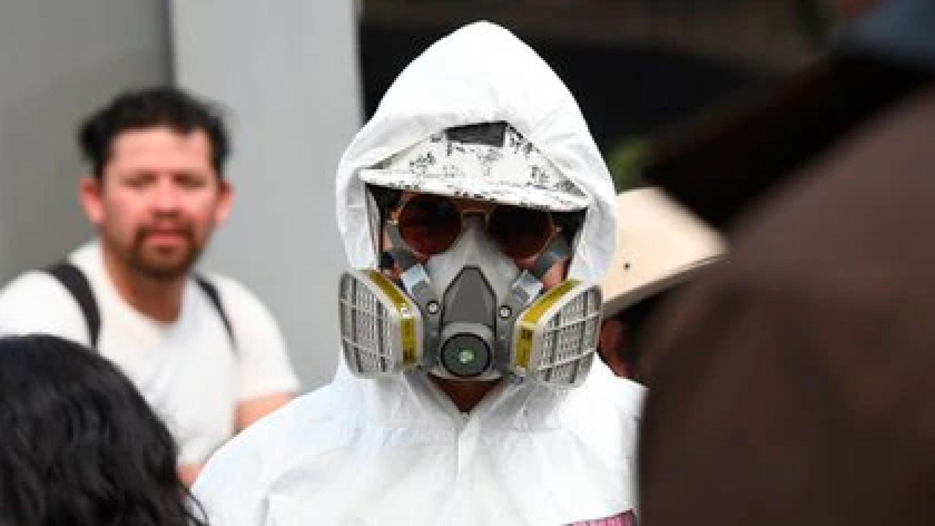 México superó las 50,000 muertes por COVID-19 en agosto (Foto: Jorge Núñez/ EFE)