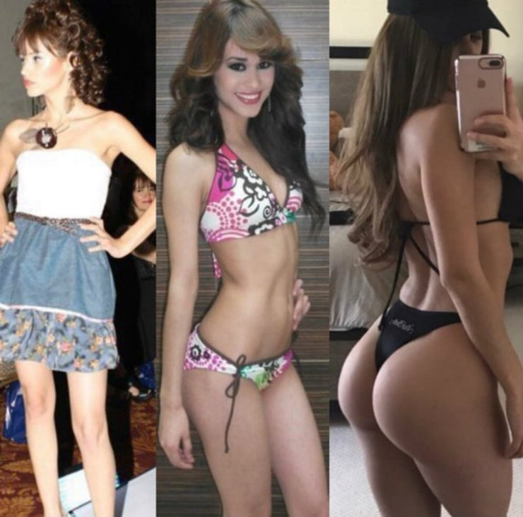 Yanet y los cambios en su cuerpo (Foto: Instagram)