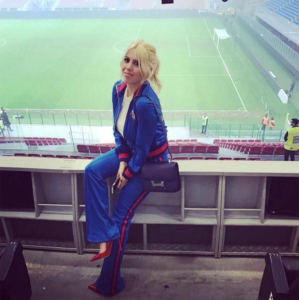 Wanda Nara (Instagram)