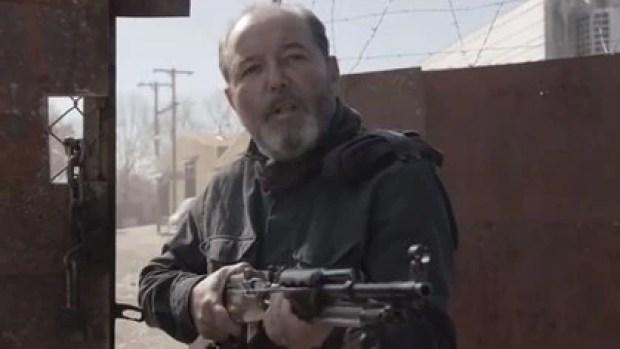 """Rubén Blades en la quinta temporada de """"Fear The Walking Dead"""". Además de cantante el panameño es actor y abogado"""