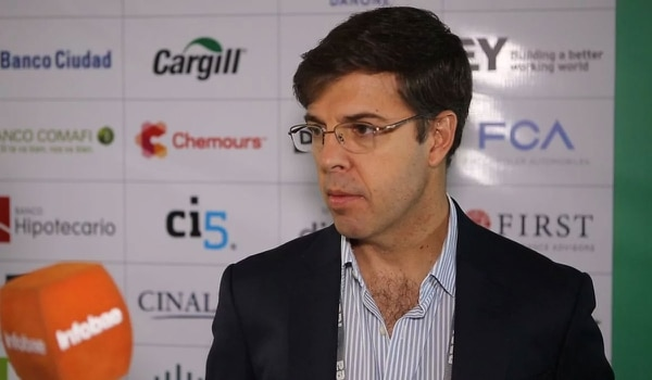 Javier Goñi, presidente del Instituto para el Desarrollo Empresarial de la Argentina (IDEA) .