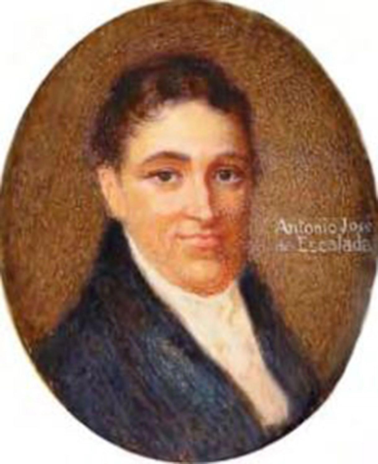 Antonio José de Escalada, padre de Remedios, fue uno de los revolucionarios de Mayo
