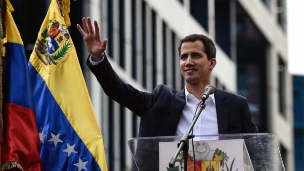 Juan Guadó (AFP)