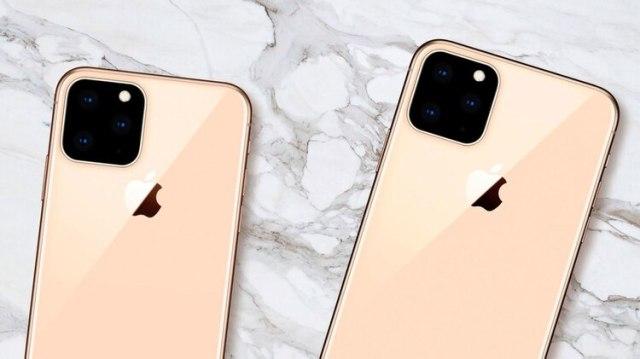 El módulo con las cámaras estaría en una esquina de los nuevos iPhone 11.